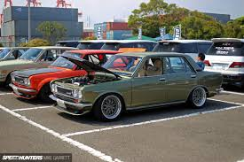 nissan datsun 510 celebrating 510 day in japan speedhunters