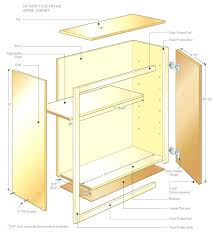 beaded face frame cabinet construction face frame kitchen cabinets face frame kitchen cabinets on kitchen