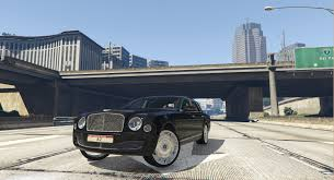bentley mulsanne custom 2014 bentley mulsanne add on gta5 mods com