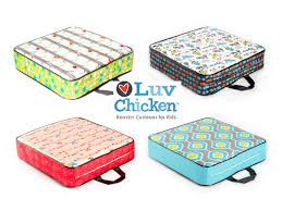 Booster Cusion Luv Chicken Booster Cushions