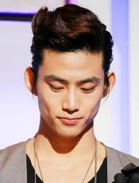 quiff hairstyle asian color