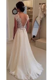simple open back wedding dresses casual open back wedding dress 32 about cheap wedding dresses for