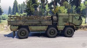 typhoon 6x6 truck for spin tires