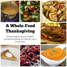 a whole food thanksgiving exercise coach
