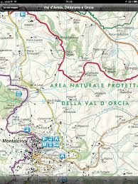 Virginia Wine Trail Map by Nebrodi Mounts Regional Park Sicily The New Hiking Trails Map
