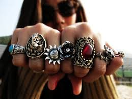 cool girl rings images Image about girl in that lady of the rings by zazpikoloroa jpg