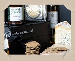 Cheese Gift Box Cheese Hampers And Gift Boxes From The Cheeseworks