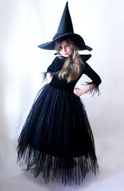 Girls Witch Halloween Costumes 25 Girls Witch Costume Ideas Kids Witch