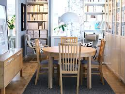 dining chairs ikea light oak dining chairs a dining room with an