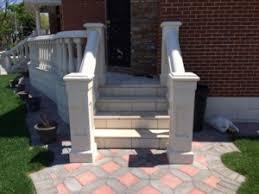 Precast Concrete Stairs Design Concrete Balustrade Porch Railings Stair Railings Stair Balusters