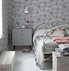 chambre retro décoration murale de la chambre papier peint rétro ou moderne