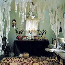 diy scary halloween party decorations