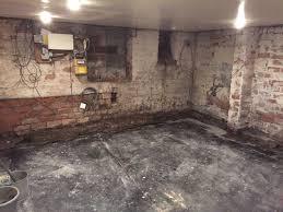 basement waterproofing in yeadon west yorkshire