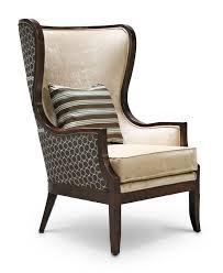Armchair Velvet Modern Design High Back Sofa Armchair Velvet With Cushion