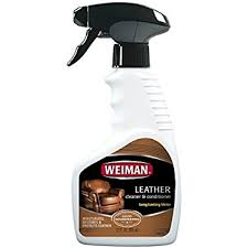 Leather Conditioner For Sofa Weiman Leather Wipes Clean And Condition Car Seats