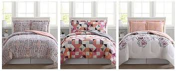 Machine Washable Comforters 8 Piece Comforter Sets 21 99 Southern Savers