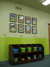 Church Nursery Decorating Ideas This Would Be Wonderful To Do In The Infant Crawler Room Maybe