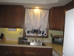 curtains for kitchen windows brown curtains for kitchen window