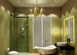interior dazzling bathroom decoration with modern bathroom