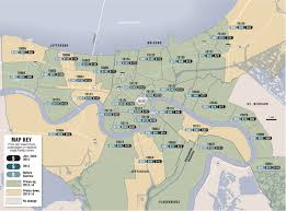 Maps Of New Orleans by New Orleans Metro Home Prices On The Rise Maps And Charts Nola Com