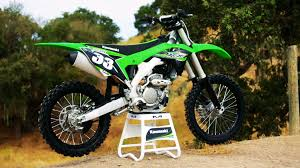motocross bikes cheap 2017 kawasaki kx250f dirt bike magazine youtube