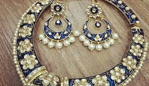 meenakari jewelry origin history types design