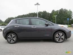 nissan leaf vin decoder metallic slate 2013 nissan leaf sl exterior photo 83730484