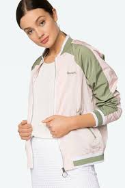Bench Clothing Canada Bench Color Block Bomber From Canada By Manhattan Clothing
