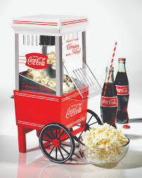 ofp501coke coca cola series air popcorn maker nostalgia