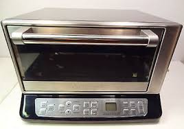 Cuisinart Deluxe Convection Toaster Oven Broiler Cuisinart Exact Heat Toaster Oven Broiler Cto 390 Touch Large