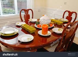 thanksgiving dinner setting dining room table setting for fall thanksgiving dinner orange and