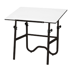 Cheap Drafting Table Save On Discount Alvin Onyx Drafting Table Black Base More At