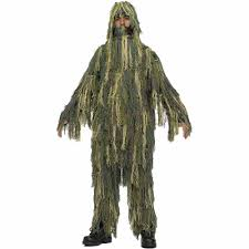 party city halloween costumes images ghillie suit child halloween costume walmart com
