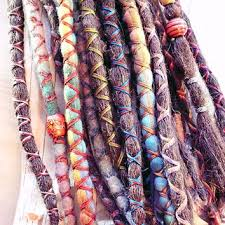 hippie hair wraps best dreadlock hair wraps products on wanelo