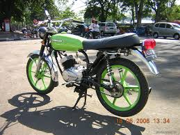 kawasaki kh brief about model