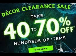 spirit 2017 décor clearance sale