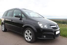 opel minivan opel zafira cosmo u2013 carsbooking