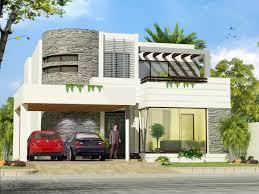 Contemporary Home Exteriors Design Fancy Inspiration Ideas Designs Homes Contemporary House Sqfeet 4