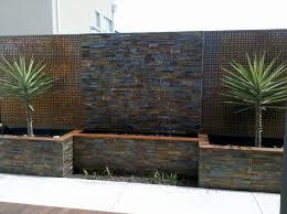 impressive wall water features 15 unique garden water features