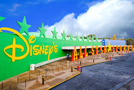 Disney Resorts Map Disney U0027s All Star Sports Resort Walt Disney World Undercover