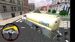 Fuel Truck Driver Real Truck Parking 3d Android Apps On Google Play