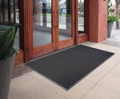 Commercial Floor Mats Amazon Com Enviroback Apache Rib Door Mat Pepper 18 Inch By 27