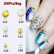 shell nail design promotion shop for promotional shell nail design