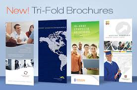 brochure design templates for education dtg magazine presents tri fold brochure design templates