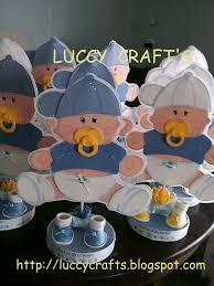 luccy craft u0027s centros de mesa para baby shower its a boy