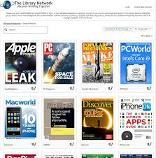 how to get free digital magazines from your library cnet