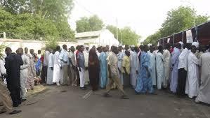 r駸ultats par bureau de vote tchad dans l attente des résultats de la présidentielle chacun