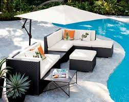 stylish sectional patio furniture outdoor decorating pictures