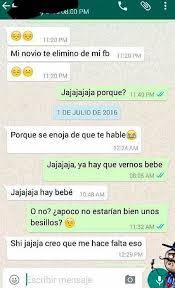 imágenes sorprendentes para whatsapp whatsapp hombre descubre que su novia es infiel y ella hace esto