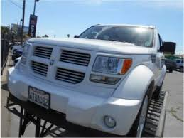 Dodge Nitro Custom Interior Used 2011 Dodge Nitro For Sale Pricing U0026 Features Edmunds